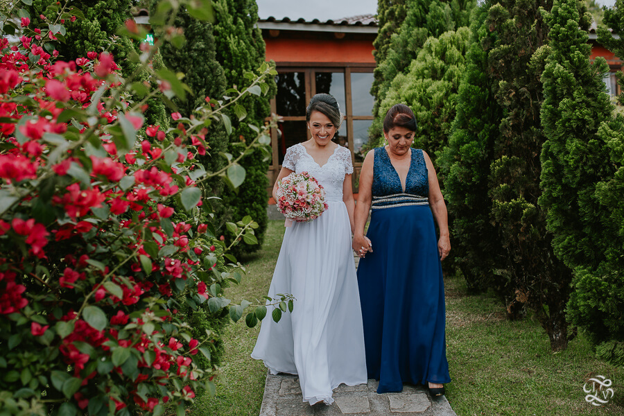 Casamento Patricia E Thiago Recanto Das Flores Jaguaruna Sc