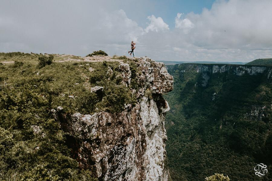 Ensaio Pré Casamento - Marcos e Juliane - Canyon Fortaleza - Cambará do Sul-3