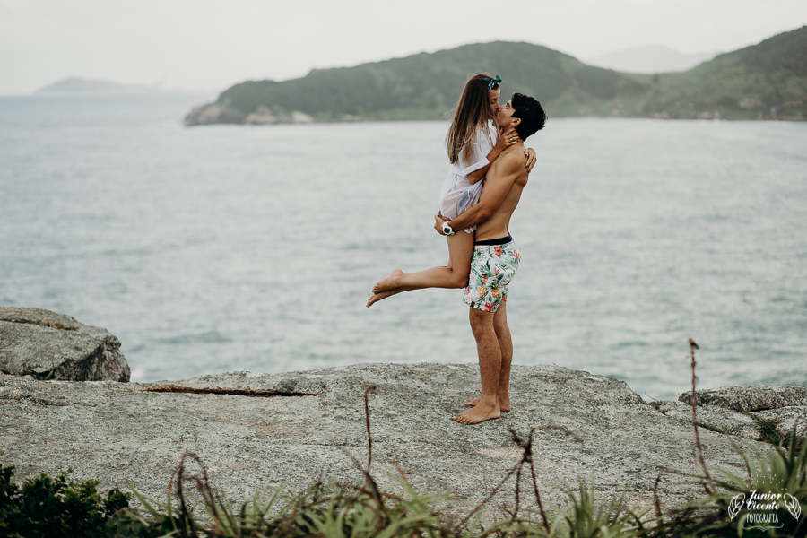 Ensaio pré casamento - Karol e Laércio - praia do rosa santa catarina -692
